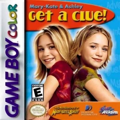 Mary-Kate & Ashley: Get a Clue! [USA] image