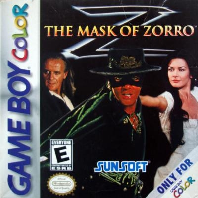 The Mask of Zorro [USA] image