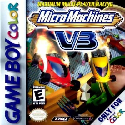 Micro Machines V3 [USA] image