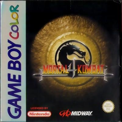 Mortal Kombat 4 [Germany] image