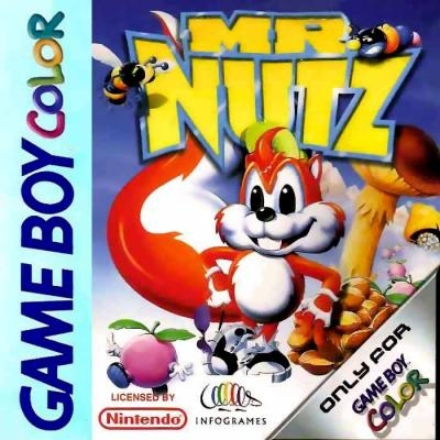 Mr. Nutz [Europe] image