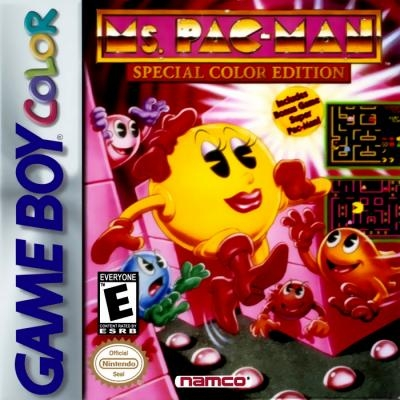 Ms. Pac-Man: Special Color Edition [USA] image