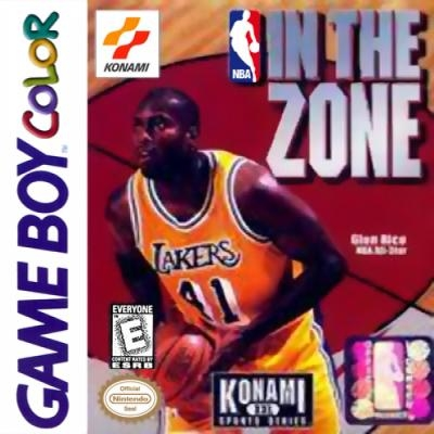 NBA In the Zone [USA] image