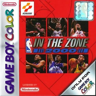 NBA in the Zone 2000 [Europe] image
