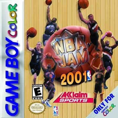 NBA Jam 2001 [USA] image