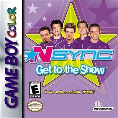 NSYNC : Get to the Show [USA] image