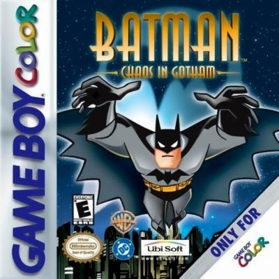 The New Batman Adventures : Chaos in Gotham [Europe] image
