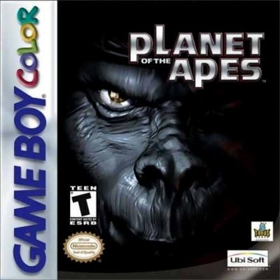 Planet of the Apes [Europe] image