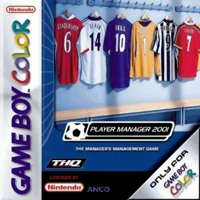 Player Manager 2001 [Europe] image