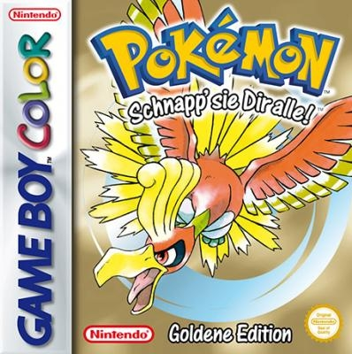 Pokémon : Goldene Edition [Germany] image