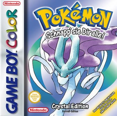 Pokémon : Kristall-Edition [Germany] image