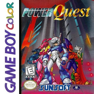 Power Quest [Europe] image