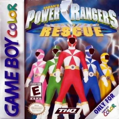 Power Rangers - Lightspeed Rescue [USA] image