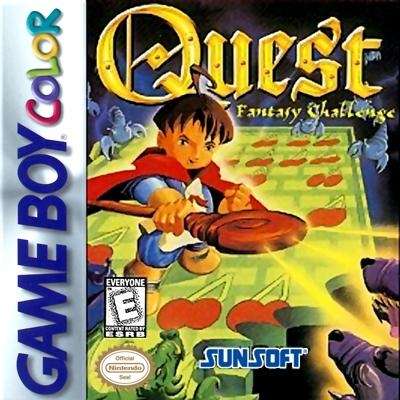 Quest : Fantasy Challenge [USA] image