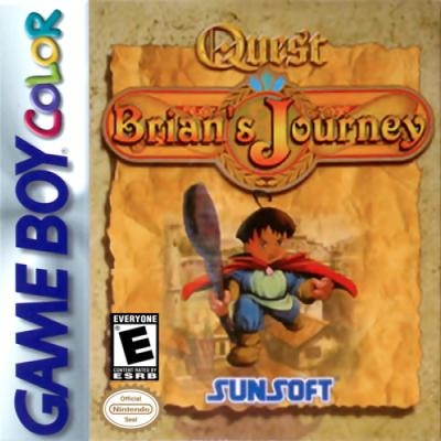 Quest RPG : Brian's Journey [USA] image