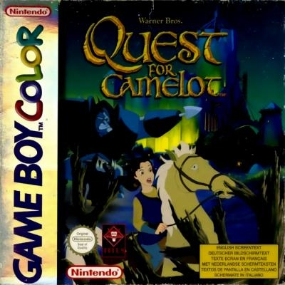 Quest for Camelot [Europe] image