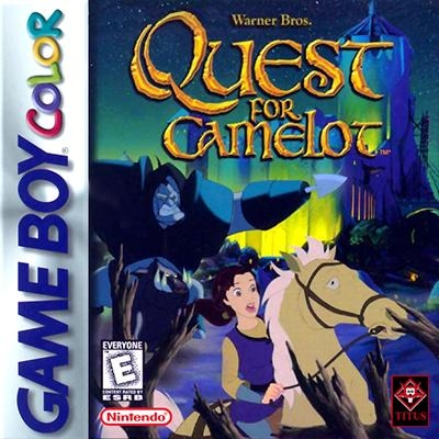 Quest for Camelot [USA] image