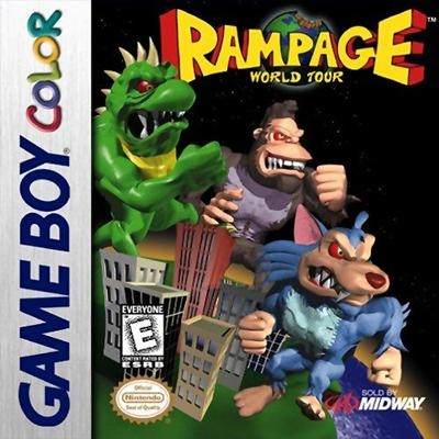 Rampage World Tour [USA] image