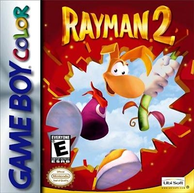 Rayman 2 - The Great Escape [Europe] image