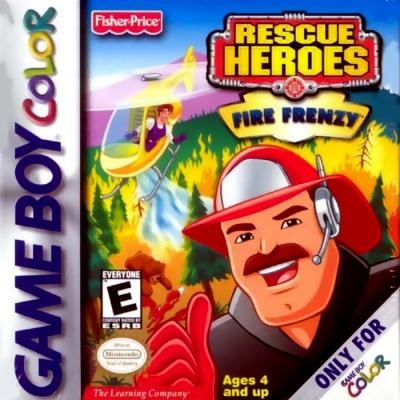 Rescue Heroes : Fire Frenzy [USA] image