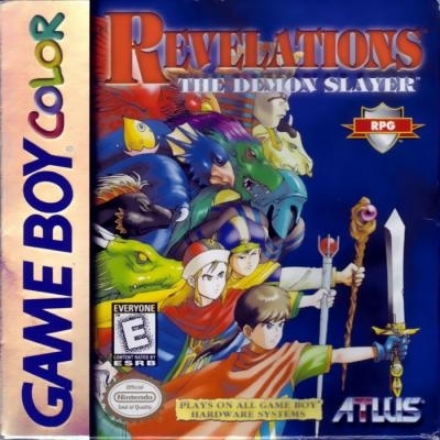 Revelations : The Demon Slayer [USA] image