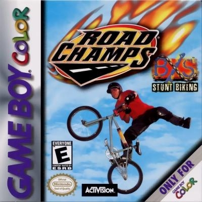 Road Champs: BXS Stunt Biking [USA] image