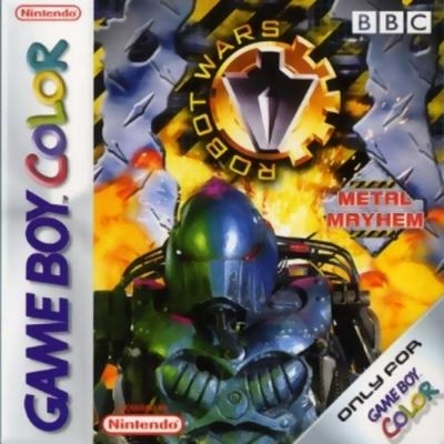 Robot Wars : Metal Mayhem [Europe] image
