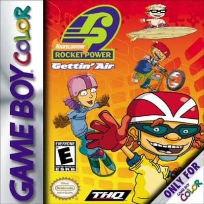 Rocket Power - Gettin' Air [USA] image