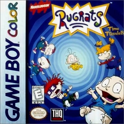 Rugrats: Time Travelers [USA] image