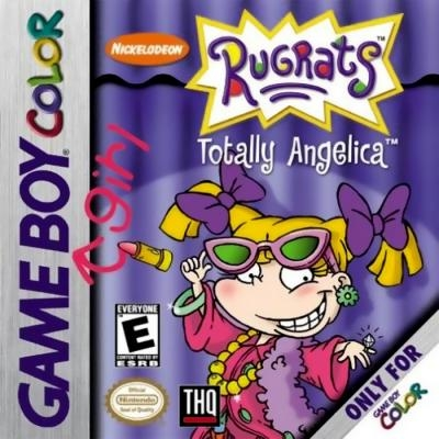 Rugrats: Totally Angelica [USA] image