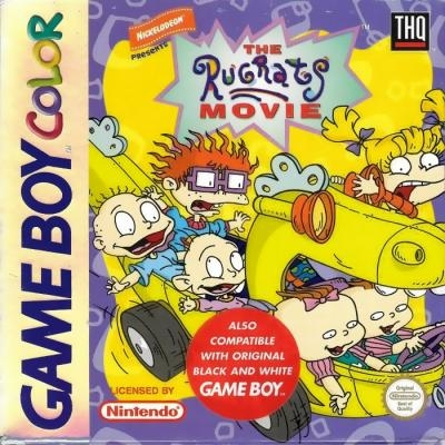 The Rugrats Movie [Europe] image