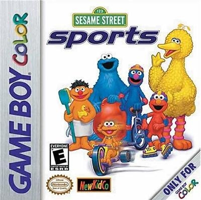 Sesame Street Sports [USA] image