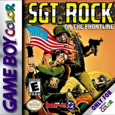 Sgt. Rock : On the Frontline [USA] image