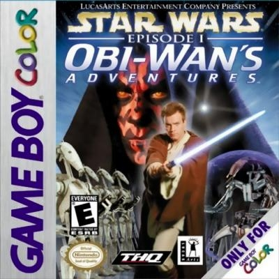 Star Wars: Episode I - Obi-Wan's Adventures [Europe] image