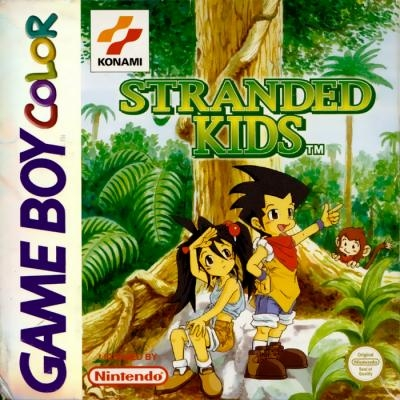Stranded Kids [Europe] image