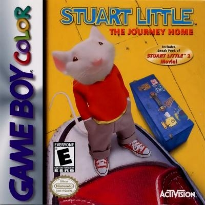 Stuart Little: The Journey Home [Europe] image