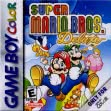 Logo Emulateurs Super Mario Bros. Deluxe [USA]