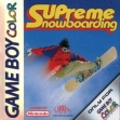 Logo Emulateurs Supreme Snowboarding [Europe]
