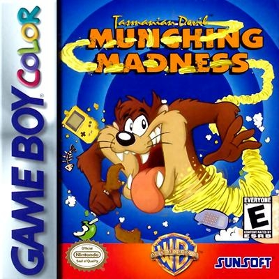 Tazmanian Devil - Munching Madness [USA] image