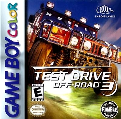 Test Drive Off-Road 3 [USA] image