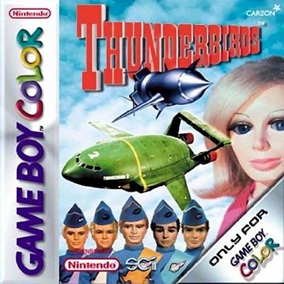 Thunderbirds [Europe] image