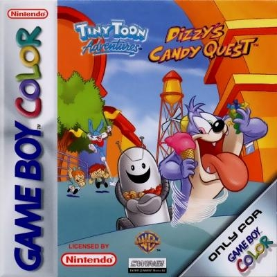 Tiny Toon Adventures : Dizzy's Candy Quest [Europe] image