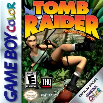 Tomb Raider Usa Nintendo Gameboy Color Gbc Rom Download Wowroms Com