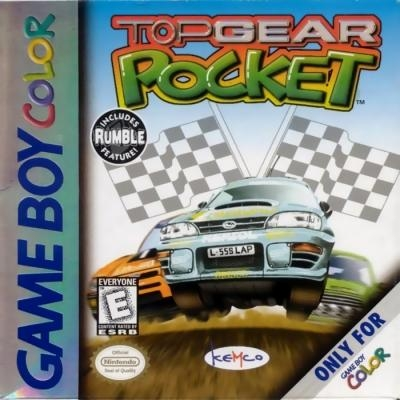 Top Gear Pocket [Europe] image