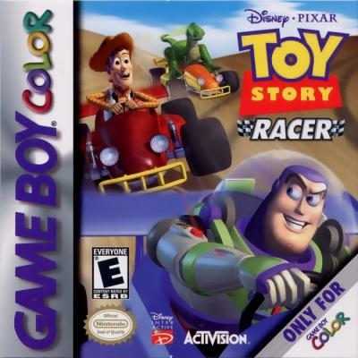 Toy Story Racer [Europe] image