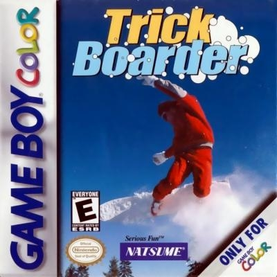 Trick Boarder [Europe] image