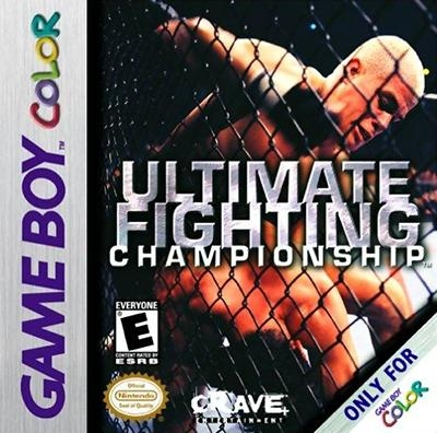Ultimate Fighting Championship [Europe] image