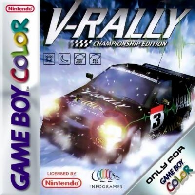 V-Rally Championship Edition [Europe] image