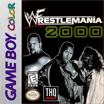 WWF Wrestlemania 2000 [USA] image