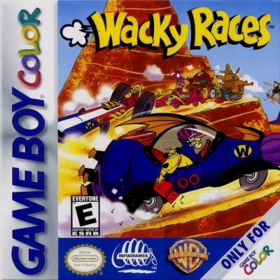 Wacky Races [Europe] image
